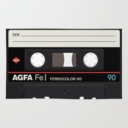 Cassette Inside Rug