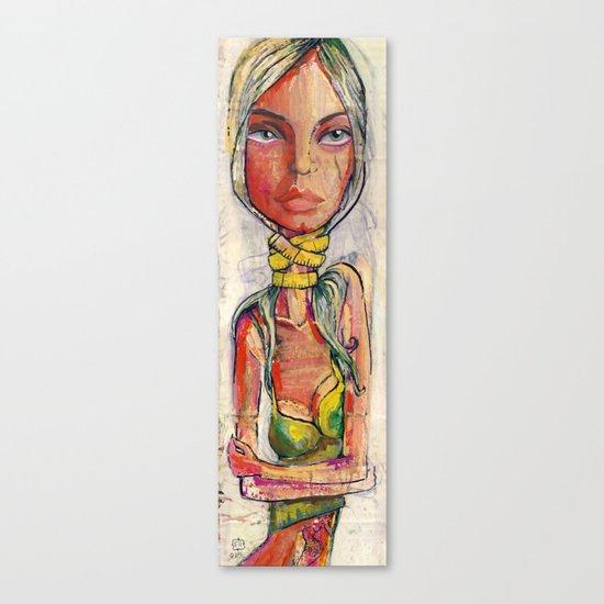 Skinny Canvas Print