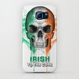To The Core Collection: Ireland iPhone Case