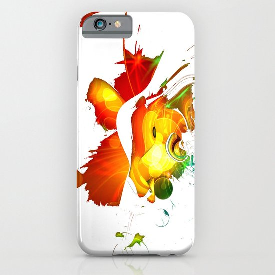 Art-Abstract by Nico Bielow iPhone & iPod Case