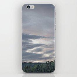 Dusk at Cape Breton Island iPhone Skin