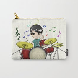 Chibi Drummer Carry-All Pouch