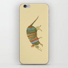 Armadillo iPhone Skin