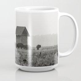 European Bison, Białowieża National Park Coffee Mug
