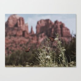 Forever Free Canvas Print
