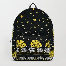 Geometric garden Backpack