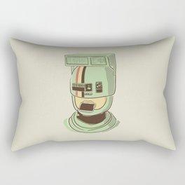 Robocam Rectangular Pillow