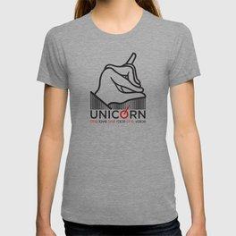 Left Hand Unicorn T-shirt