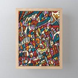 Jammin' Good Framed Mini Art Print