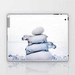Tiny Hippos Laptop & iPad Skin