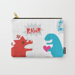 Di-NO, I'm Fasting (Don't Be Angry) Carry-All Pouch