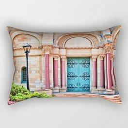 Finney Chapel, Oberlin College. Rectangular Pillow