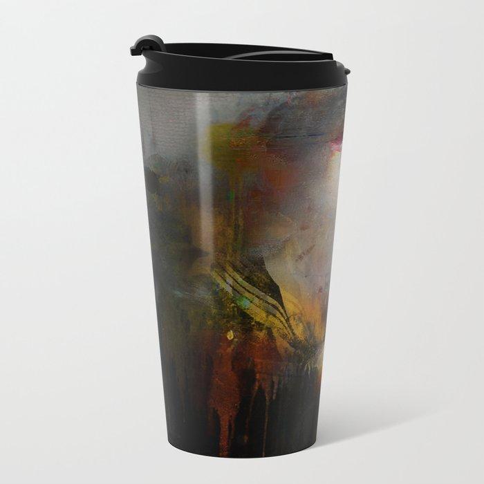 Make a break Metal Travel Mug