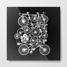 Ultrabike Metal Print