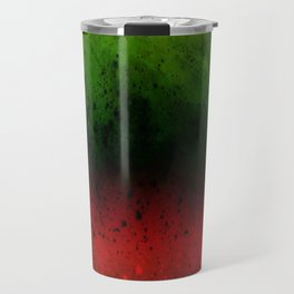 Drippy Tears Travel Mug