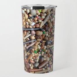 beads Travel Mug