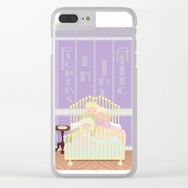 Flowers in the Attic Clear iPhone Case