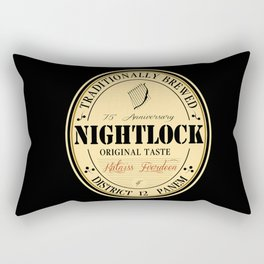 Lovely day for a Nightlock Rectangular Pillow