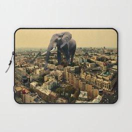 Urban Animal Elephant Laptop Sleeve
