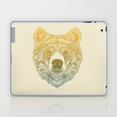 Bear (Savage) Laptop & iPad Skin