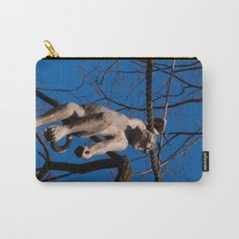 Let's Get Into Some Monkey Business Carry-All Pouch