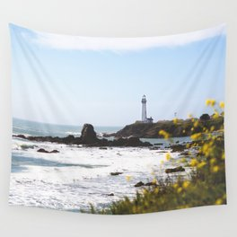 Springtime On The West Coast Wall Tapestry