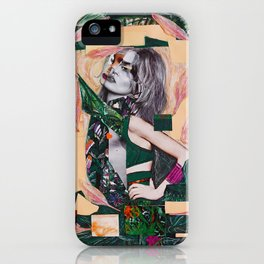 The Jungle inside of me iPhone Case