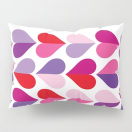 Love and Kisses in Ultra Violet Pillow Sham
