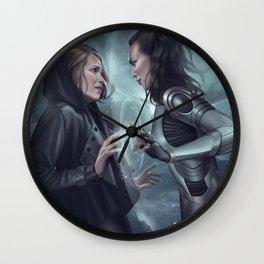 Clexa Wall Clock