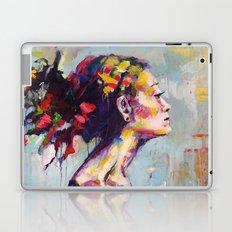 Lena- beautiful woman Laptop & iPad Skin