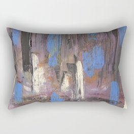 DOMENICA 25 - LEVITAZIONE Rectangular Pillow