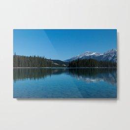 Pyramid Lake Photography Print Metal Print