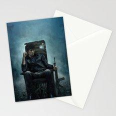 Rebel King Stationery Cards