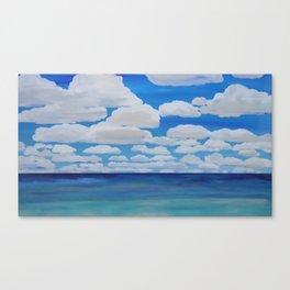 Weightless Canvas Print