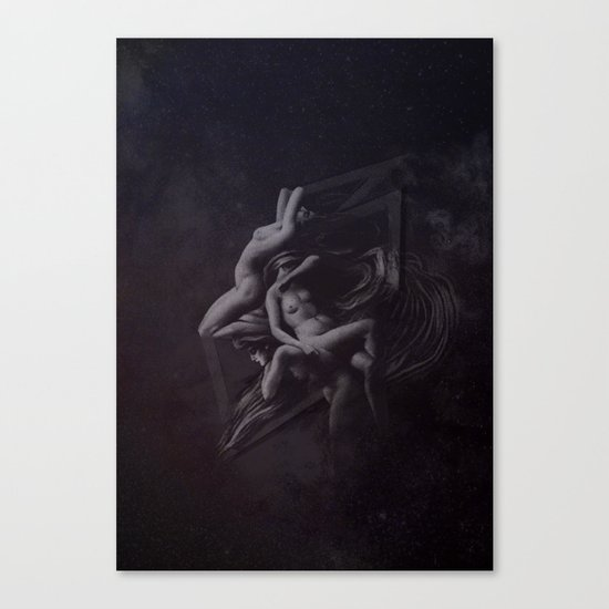 Elevate Canvas Print