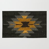 kilim Area & Throw Rugs featuring wool kilim by Storm + Stress