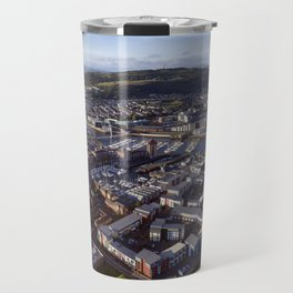 Swansea City Travel Mug