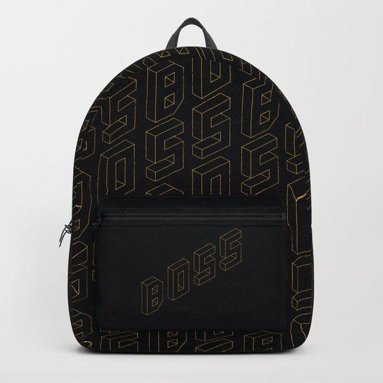 Boss Backpack