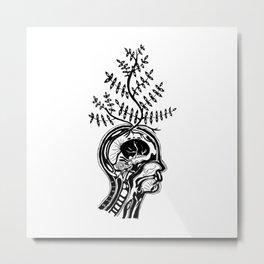 Terminal Illusions Metal Print