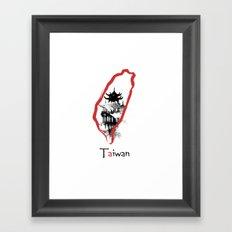 Taiwan, Taipei Framed Art Print
