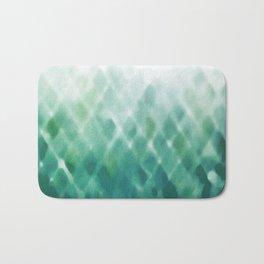 Diamond Fade in Teal Bath Mat