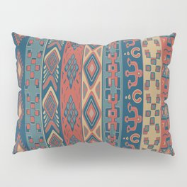 Navajo Geometric Pattern Pillow Sham