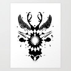 BP Spill #2 Art Print