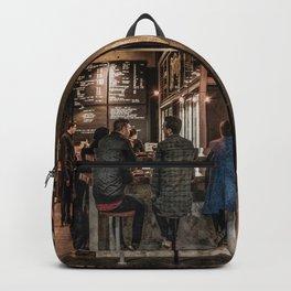 Market Cafe Backpack