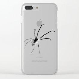 Banshee Queen Clear iPhone Case