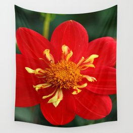 Autumn Beauty Wall Tapestry