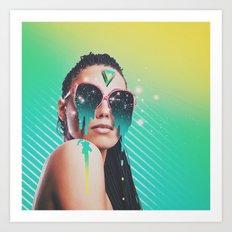 dreamer v01 Art Print