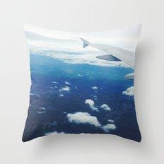 Major Tom Throw Pillow