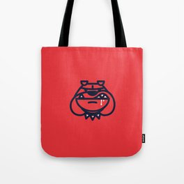 Year of the Bulldog - Dog Only Tote Bag