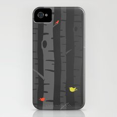 Fall Trees Slim Case iPhone (4, 4s)